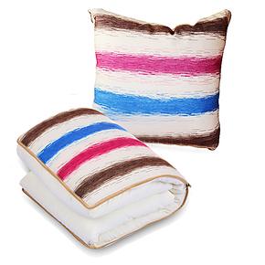 车用家用汽车抱枕被子两用空调被抱枕纯棉夏季被抱枕空调被两用被