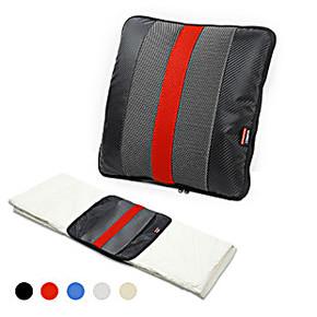 WRC汽车空调被/抱枕被/装饰品车用家用透气材质