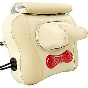 禾诗 hs-11d按摩枕腰颈椎按摩器颈部腰部背部按摩垫全身按摩靠垫