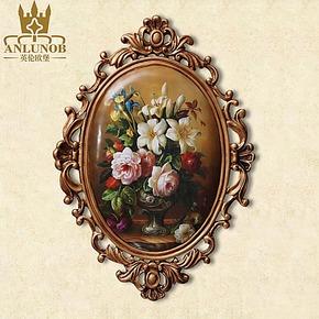 欧式家居装饰小壁挂 壁饰壁画 客厅油画风格装饰画挂画 墙面挂件