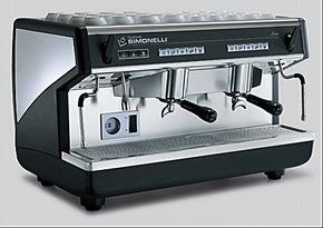 诺瓦Nuova Simonelli Appia 电控双头半自动咖啡机/意大利进口