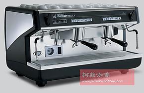 意大利Nuova simonelli 诺瓦 APPIA 双头电控半自动咖啡机 标准版
