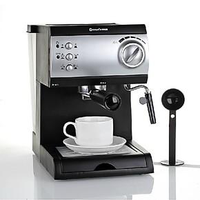 Donlim/东菱 CM-4622泵压式意式咖啡机家用半自动咖啡机 全国联保