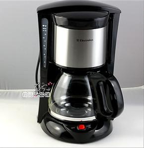 正品伊莱克斯EGCM150 12杯份滴漏式咖啡壶 咖啡机 美式咖啡壶