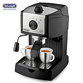 Delonghi/德龙 EC155 泵压意式专业半自动特浓咖啡机