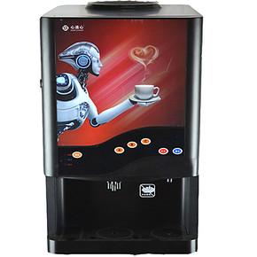 全自动台式办公室、家庭咖啡饮料机 速溶果汁、奶茶机适用范围广