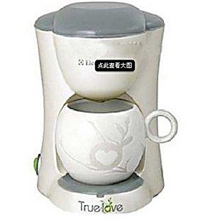 Electrolux/伊莱克斯 EGCM050 小型咖啡机 家用迷你咖啡机 特价