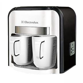 Electrolux/伊莱克斯 咖啡机 EGCM010 双杯咖啡机 正品