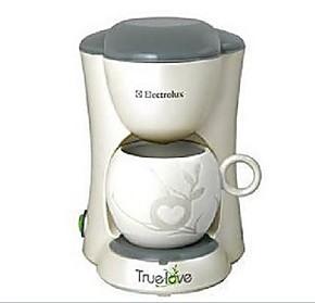 单杯咖啡壶 单杯咖啡机 伊莱克斯咖啡机 EGCM050