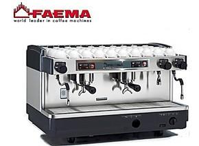意大利FAEMA飞马E98 S2 双头手控半自动咖啡机商用/进口/意式