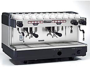 意大利原装飞马FAEMA E98 A2 双头电控型商用半自动咖啡机  意式