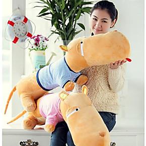 大头狗抱枕毛绒玩具公仔 趴趴狗长枕头情侣双人枕靠垫玩偶布娃娃
