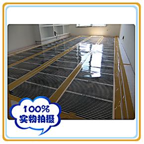 铁岭地区 电地热安装 超薄电暖器 韩国电热膜 地暖 墙暖 炕暖