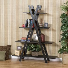 欧美式特价创意书架展示架多功能储物架陈列架花架展柜置物架书柜