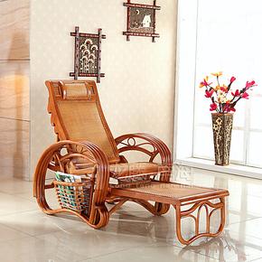 藤椅 藤休闲椅 藤折叠椅 藤躺椅 逍遥椅 老人休闲椅 藤摇椅 藤木