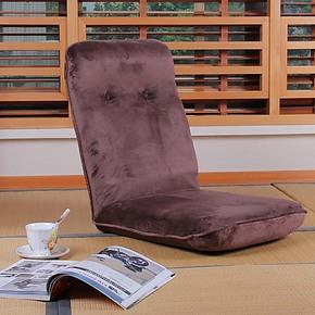 懒人沙发/榻榻米坐垫时尚沙发可折叠创意电脑椅子单人沙发躺椅