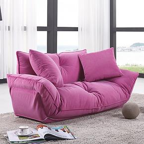 懒人沙发 贵妃椅 宜家单人沙发 躺椅 折叠功能沙发单人榻榻米沙发