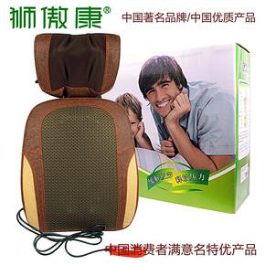 狮傲康D868E踩背推拿机 健康按摩器 颈肩腰按摩枕 全身按摩椅垫
