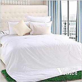 紫罗兰家纺正品特价  床上用品  被子被芯  珍品蚕丝春秋被