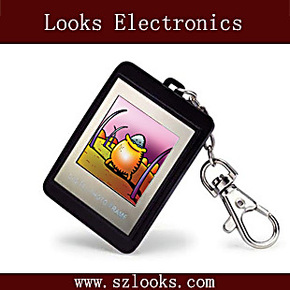 包邮送礼1.5寸数码相框 电子相框 钥匙扣 相册 促销礼品 大量现货