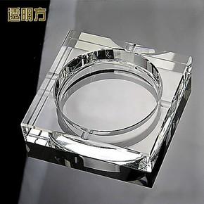特价水晶烟灰缸 创意时尚大号欧式烟缸 酒店KTV商务送礼定制批发