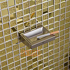 Anmon不锈钢烟灰缸酒店宾馆 挂墙挂壁式可活动烟灰缸烟灰盒