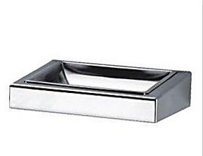 正品特卖●剑雅挂件●迪玛卫浴●高品质151不锈钢挂墙式烟灰缸
