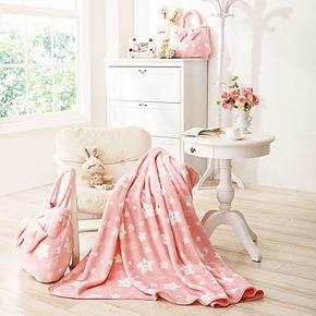 盛宇家纺 床上用品 珊瑚绒毯秋冬盖毯毛毯 华柔淑女毛毯 新品
