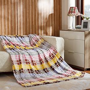 盛宇家纺 毛毯空调毯子金纺绒毯春秋夏季新品 懒人毯空调毯 特价