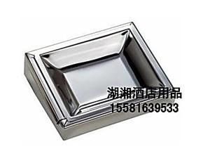 特惠Future不锈钢壁挂烟灰缸 挂壁式烟缸 卫生间烟灰缸(镜/砂面)
