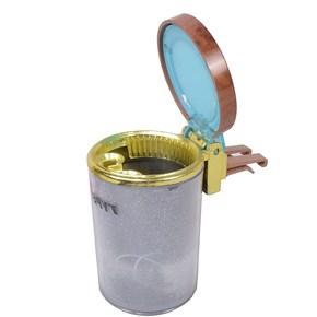 特价 挂式汽车烟灰缸LED灯车用烟灰缸 车载烟灰缸 烟灰缸汽车用品