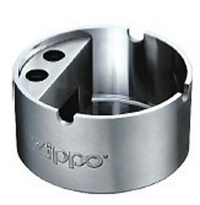 只卖正品 美国芝宝ZIPPO打火机 纯金属烟缸/烟灰缸