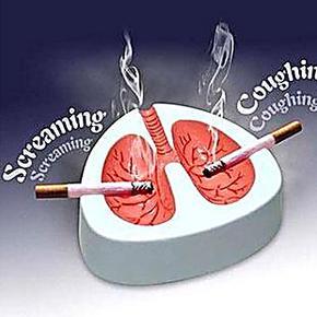 创意家居 咳嗽 声控烟灰缸 肺部烟灰缸新奇稀奇礼品搞怪恶搞整蛊