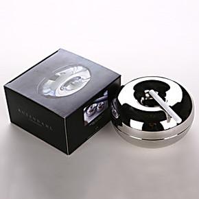 丹麦银苹果烟灰缸 户外防风烟灰缸 男士父亲礼物 教师节礼物