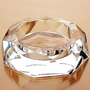 各种款式水晶烟灰缸时尚精品创意礼品特大号精品欧式烟缸特价包邮
