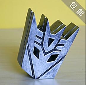 品匠 限量变形金刚4烟灰缸 狂派标志烟灰缸 创意烟灰缸 个性礼品