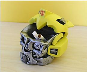 变形金刚大黄蜂个性创意烟灰缸 擎天柱时尚烟缸 创意烟灰缸