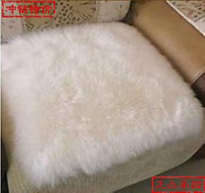 澳洲纯羊毛地毯客厅卧室羊皮沙发垫羊毛毯飘窗垫坐垫定做皮毛一体