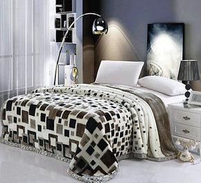 超柔毛毯 拉舍尔毛毯 双层加厚毯 羊毛毯冬用盖毯 婚庆毯特价包邮