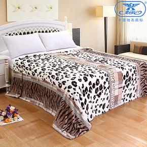 新光云毯 单层拉舍尔毛毯空调毯特价包邮