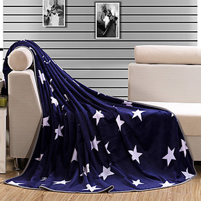 法莱绒毛毯珊瑚绒毯子休闲毯午休毯夏季盖毯空调毯床单枕套
