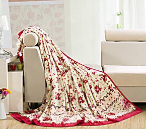 特价包邮珊瑚绒毯双人 加厚法莱绒毛毯空调毯冬季床单午睡毯1.5米