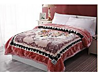 百丽丝 亚克力超柔毛毯 毛毯 床上用品 特价包邮