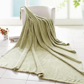 兴洋毛毯 珊瑚绒毯子四季毛毯单人休闲毯/空调毯 超柔 180*200