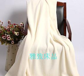 特价维科兴洋毛毯纯色双面绒珊瑚绒毯春秋毯超柔超软加厚床单包邮
