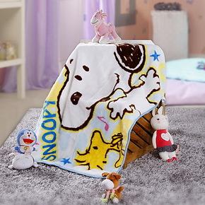 【毯牵】兴洋 迪士尼卡通儿童毯 婴儿毛毯 儿童毛毯 秋冬必备