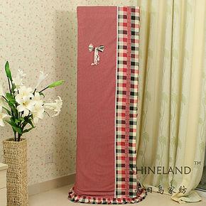 南日岛家纺 淑格2P/3P柜机空调罩柜式全包空调套 布艺现代简约