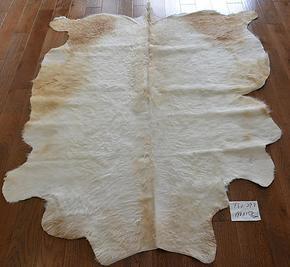 澳洲进口整张羊驼皮A  柔软滑顺 真皮毛29.8呎 羊驼皮地毯 皮毛毯