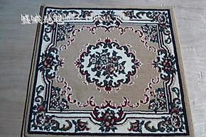 机织工艺毯 门垫 电脑椅垫 地垫 垫子 地毯 毛毯0.8*1.2米
