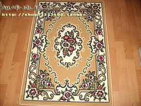 机织工艺毯 门垫 电脑椅垫 地垫 垫子 地毯 毛毯 0.8*1.2米